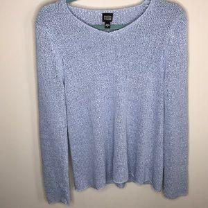 Eileen Fisher Light Blue Sweater Size S